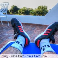 Adidas Superstar Gay Sneaker Fetish