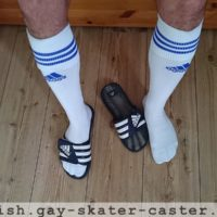 Gay Adidas Tube Socks Fetish