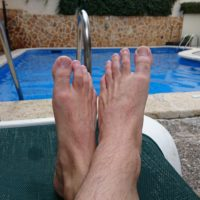 Gay Feet Pool