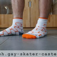 Gay Skater Socks